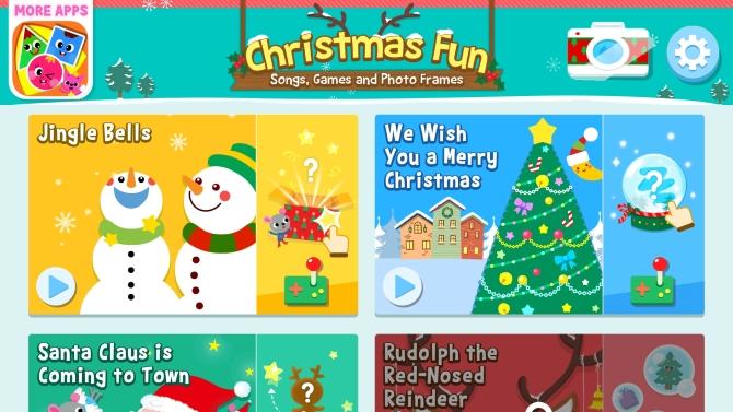Noël amusant Android