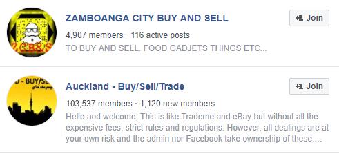 Comment demander un remboursement sur Facebook acheter et vendre facebook
