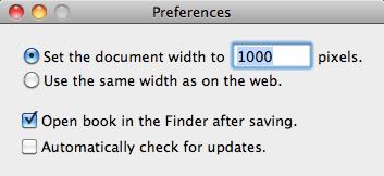So laden Sie Google Books als PDF-Datei herunter [Mac] Google Book Downloader4
