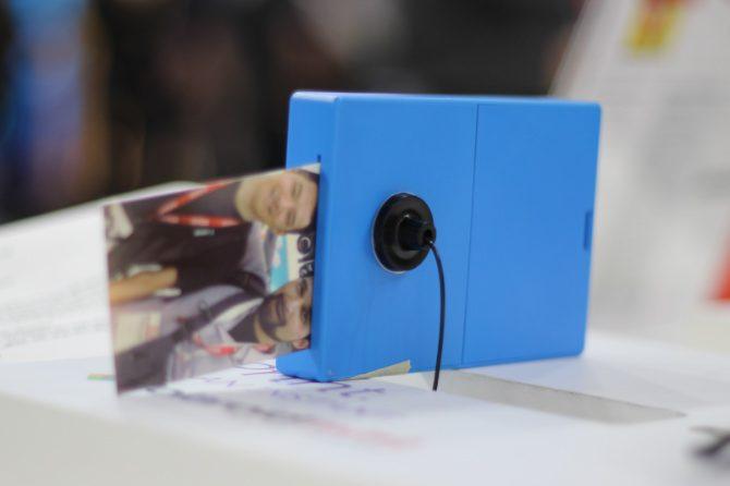 Kameras auf der IFA 2018: Was ist neu und was ist heiß?  Polaroidtasche neuwertig ifa2018 670x446