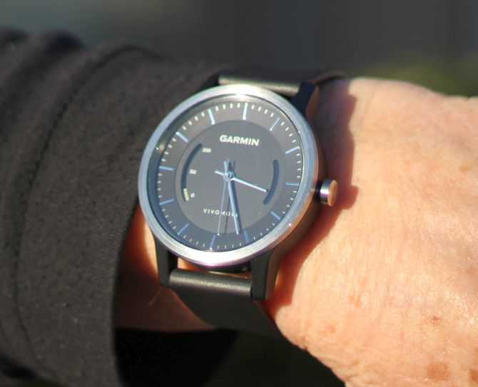 cadran-montre-garmin-vivomove