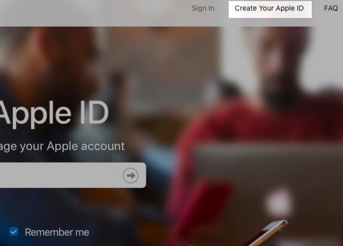 create-apple-id-web