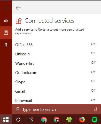 Cortana-Connected-Services