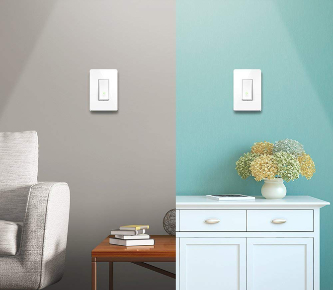 Kasa 3-Wege-Smart-Wi-Fi-Switch