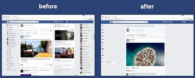 5 Chrome-Erweiterungen zur Verbesserung von Facebook in jeder Hinsicht Facebook Newdesign