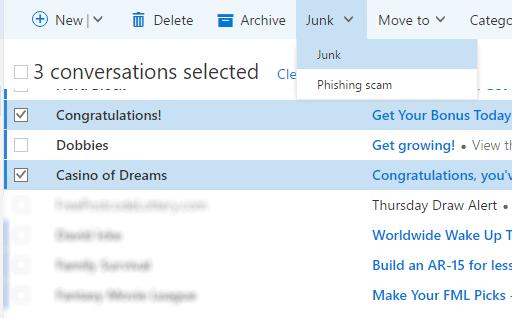Comment dire au revoir à Hotmail Spam pour de multiples multiples de hotmailspam de sécurité muo