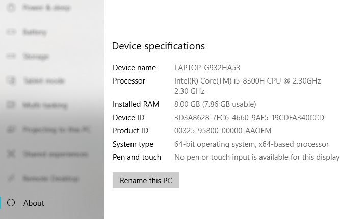 Votre système Windows est-il 64 bits?