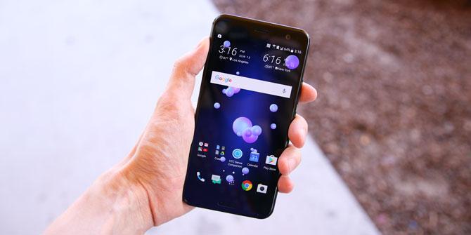 HTC U11 Review: La définition de la médiocrité HTC 1