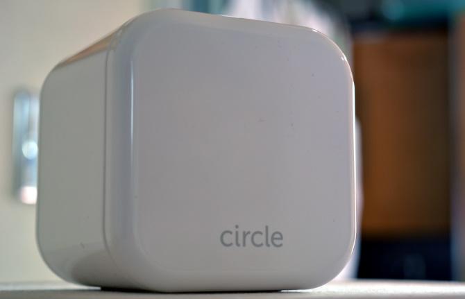 Le Circle Home Plus surveille l'activité Internet
