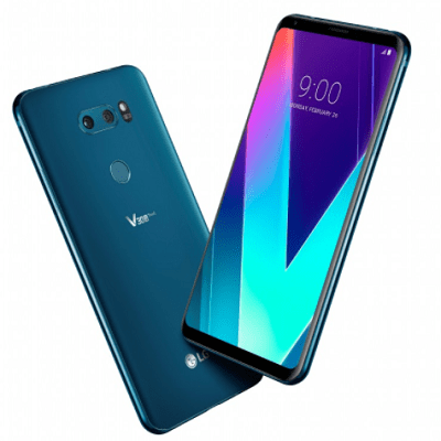 LG V30S ThinQ kabelloses Laden