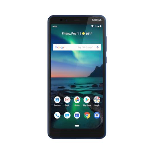 Nokia Smartphones kommen endlich mit Verizon und Cricket Nokia 3 1 plus Cricket Front in den USA an