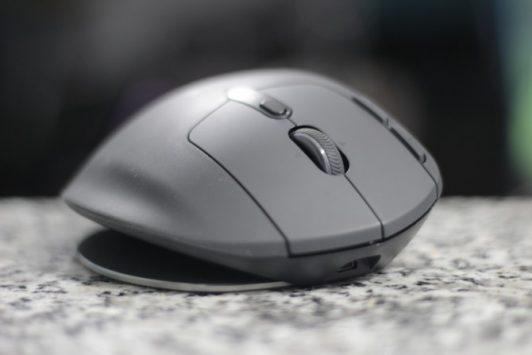 Logitech MX Ergo Trackball Review: la souris comme si c'était 1996 LogitechMXErgo23 532x355