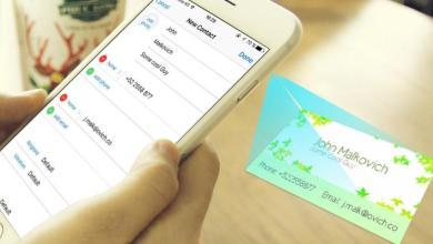 Photo of Scannez et gérez les cartes de visite sur votre téléphone avec ZipCards