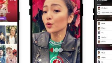 Photo of Snapchat lance des défis de lentilles pour relever TikTok