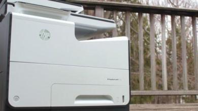 Photo of Courte critique de l'imprimante multifonction HP PageWide Pro 577