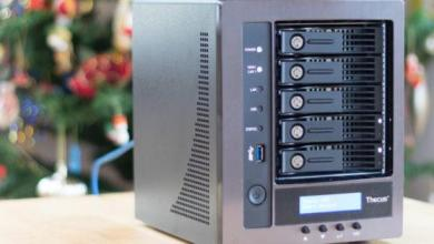 Photo of Thecus N5810 Pro NAS Review and Giveaway