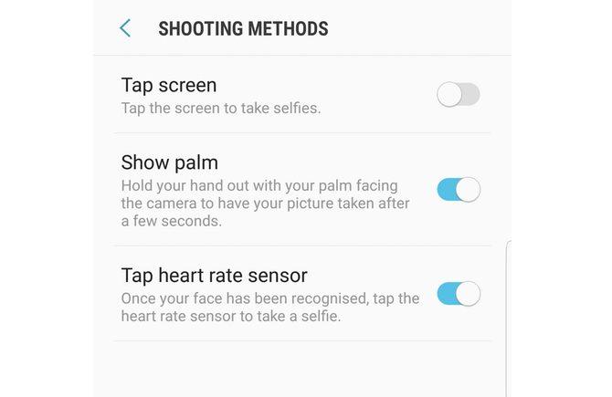 erstaunliche Funktionen von Samsung Galaxy S8 und Note 8