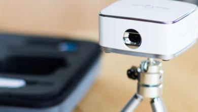 Photo of Examen et cadeau du projecteur sans fil portable iDea Pico