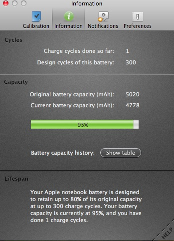 Apple Laptop Akku