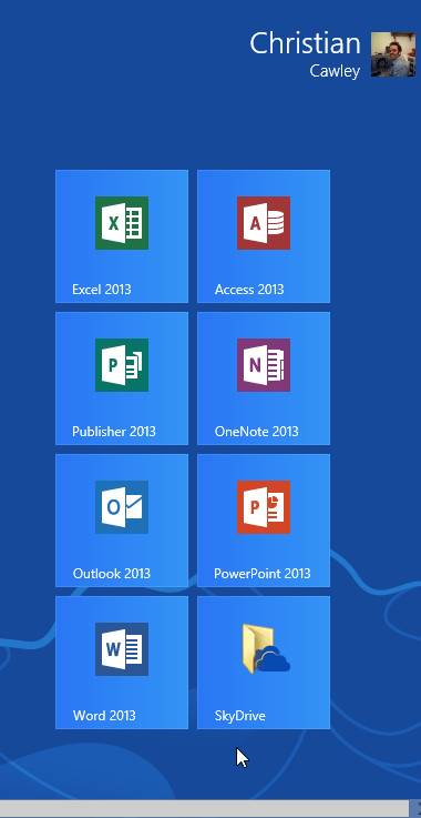 tutoriel Office 2013