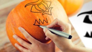 Photo of Ces fantastiques pochoirs imprimables d'Halloween sont incroyablement créatifs