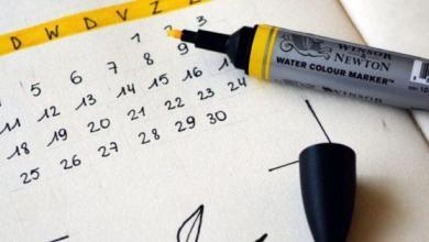 Photo of Comment planifier votre semaine entière en moins de 30 minutes: 8 conseils de productivité qui fonctionnent