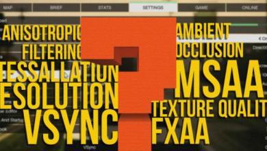 Photo of Explication des graphismes et des paramètres des jeux vidéo