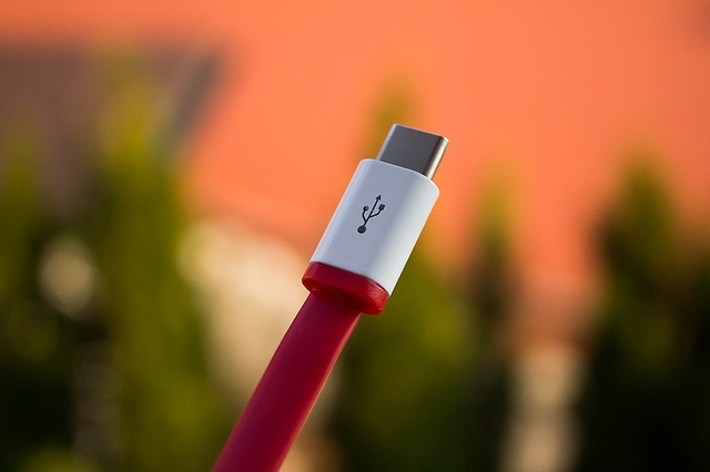 USB-Schnellladekabel