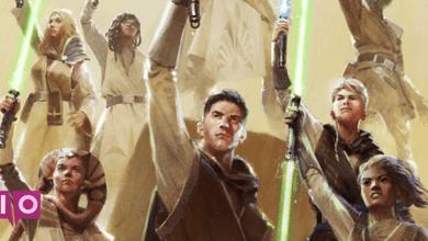 Photo of Star Wars: The High Republic est une nouvelle série de livres et de bandes dessinées sur l'âge d'or des Jedi