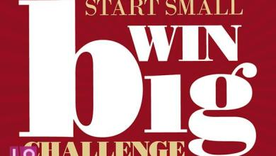 Photo of Start Small Win Big Entrepreneur Challenge revient