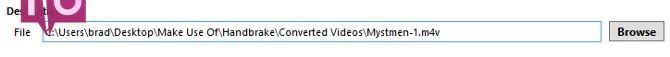 Comment copier des DVD dont vous êtes propriétaire des paramètres de destination