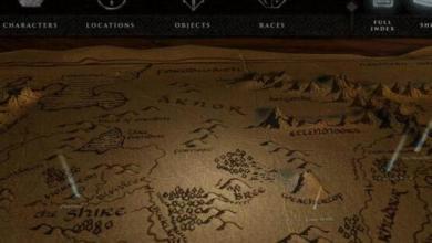 Photo of 4 applications du Seigneur des Anneaux pour explorer la Terre du Milieu de Tolkien