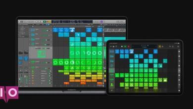 Photo of Apple met à jour Logic Pro X avec Live Loops et step sequencer