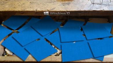 Photo of Ce nouveau paramètre Windows 10 libère automatiquement de l'espace disque à mesure qu'il s'épuise