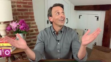 Photo of Les gadgets Late Night avec Seth Meyers utilisent pour que le spectacle continue de fonctionner à domicile