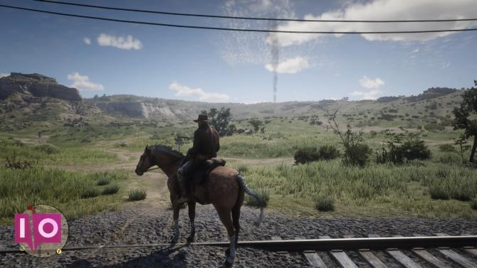 red dead redemption 2 environs