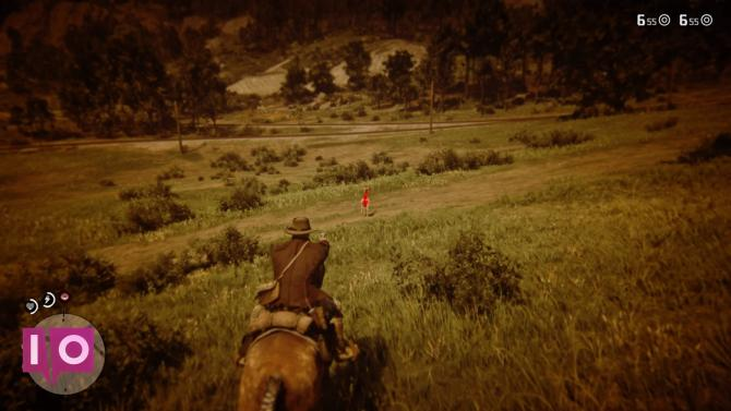 Red Dead Redemption 2 Oeil mort