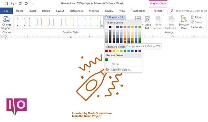 Modifier une image SVG