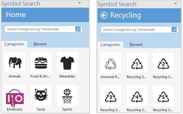 SymbolSearchWordAddin