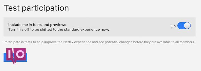 Comment désactiver les publicités de test de Netflix alors que vous pouvez toujours désactiver les publicités de partage de test de Netflix
