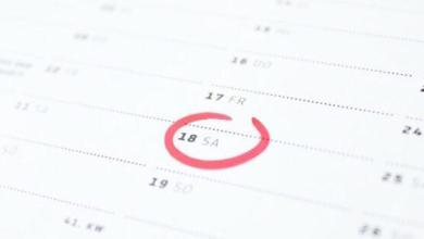 Photo of Utilisez Google Agenda pour suivre les progrès de résolution de votre nouvelle année