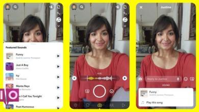 Photo of Snapchat ajoute une fonctionnalité de musique de style TikTok