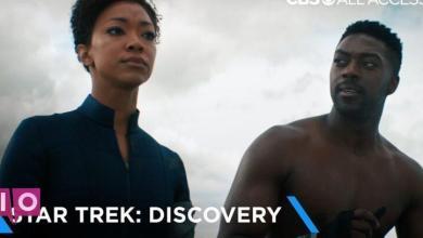 Photo of Star Trek: La bande-annonce de la saison 3 de Discovery saute dans le futur
