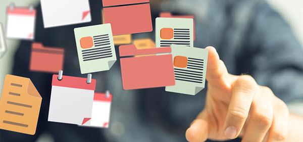 gestion de documents