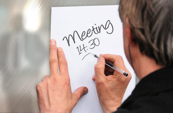 réduire le temps de réunion