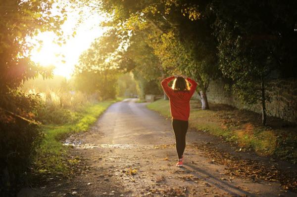 ejercicio para caminar