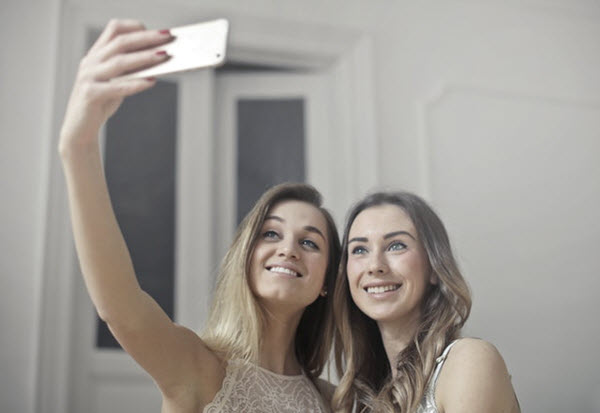 selfie parfait