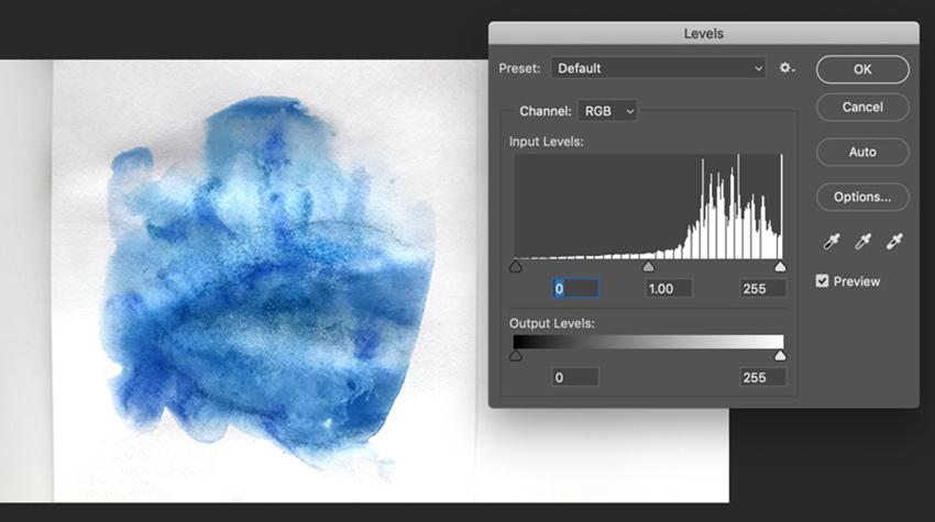 Corriger les niveaux dans Adobe Photoshop