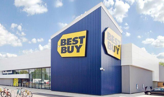 Boutique Best Buy au Royaume-Uni