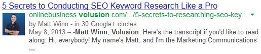 googleplusauthorship